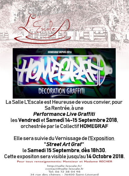Affiche Evenements short