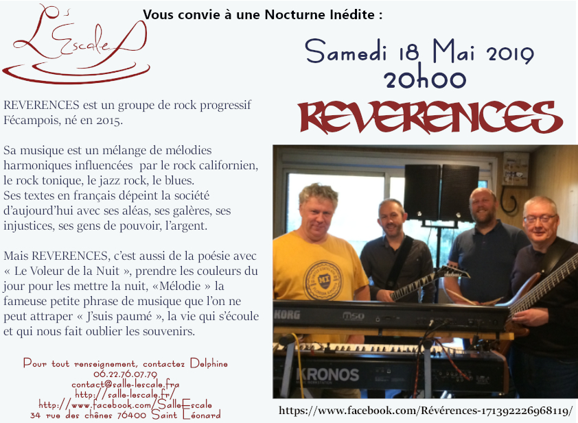 SalleEscale Reverences 180519